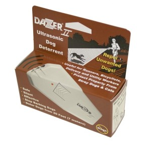 DAZER II Ultrasonic Dog Deterrent